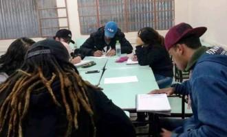 RAP SALVA  : Oficinas de Hip Hop para jovens no CASE