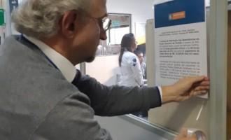 PRONTO SOCORRO : Vereador faz cumprir a lei