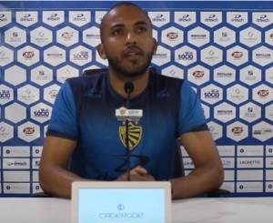 Zagueiro mantém compromisso do time com a Copa Verardi Giancarlo Santorum / TV Lobão