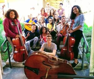 Estudantes tocam Beethoven, Vivaldi, Mozart e Villa Lobos
