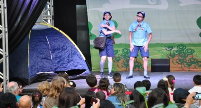 Partage Shopping promove Festa do Dia das Crianças gratuita
