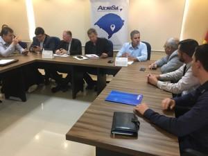 AZONASUL promoveu reunião para debater o assunto