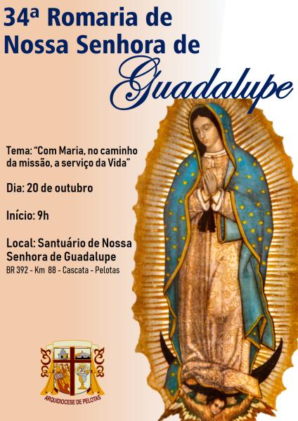 Romaria de Nossa Senhora de Guadalupe 02