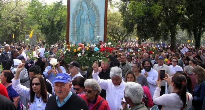 Definida a programação da 34ª Romaria de Nossa Senhora da Guadalupe