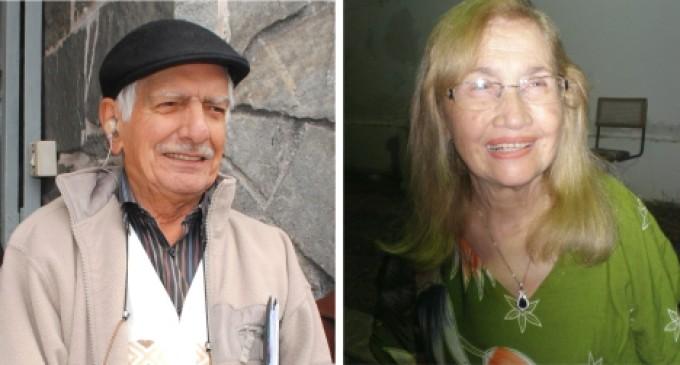Comunidade registra perda de duas personalidades