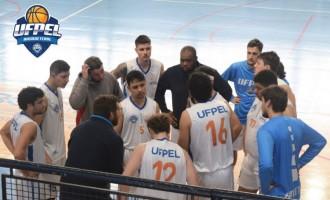UFPEL  : Basquete é destaque no fim de semana
