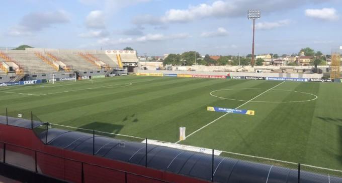 OBRAS NO BENTO FREITAS  : Novas previsões e informações sobre o estádio xavante