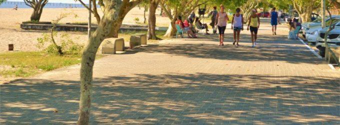 Permanência em locais públicos está novamente restrita pela prefeitura