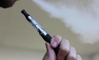 Canadá regulamenta uso de cigarro eletrônico