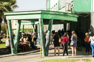 O Colégio Pelotense foi o principal local de provas