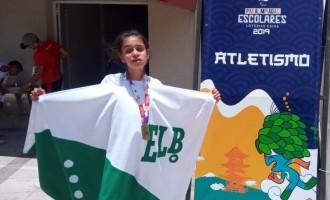 PARATLETISMO : Aluna Braille é campeã brasileira