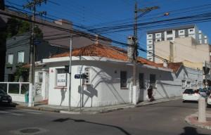 ESCOLA poderá mudar para este imóvel na esquina das ruas Gonçalves Chaves e Voluntários da Pátria