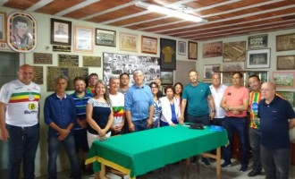 FARROUPILHA : Empossada nova direção para o Tricolor do Fragata