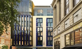 "Primeiro hotel ""iceberg"" de Londres será aberto no próximo ano"