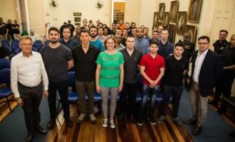 SEGURANÇA PÚBLICA : Polícia Civil ministra curso para formação de guardas municipais