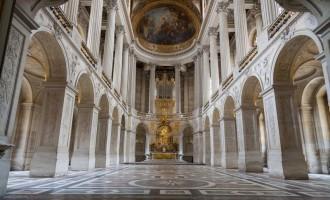 Google Arts & Culture oferece tour em realidade virtual do Palácio de Versailles