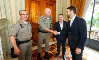 SEGURANÇA PÚBLICA : Coronel Rodrigo Mohr será o novo  comandante-geral da Brigada Militar