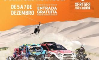 Pelotas hospeda equipes do rally 'Sertões Series Rota Sul'