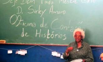 O adeus à mestra griô Sirley Amaro