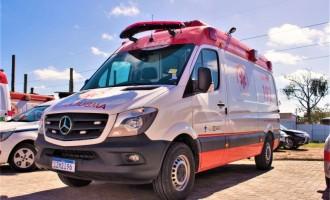 SAMU : Mais uma ambulância para Pelotas
