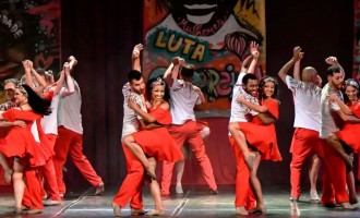 CORPO & DANÇA : Espetáculo comemorativo aos dez anos da academia
