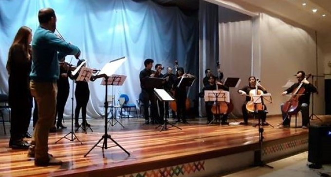 MÚSICA: Concerto da Orquestra UFPel