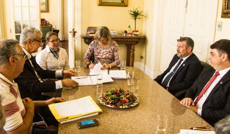 Contrato foi oficializado na segunda (02) e o IB Saúde assume a gestão e operação dia 20. Foto: Gustavo Vara