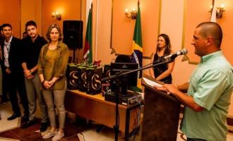 DELEGACIA PENITENCIÁRIA : Inauguração do novo prédio  para o atendimento à região