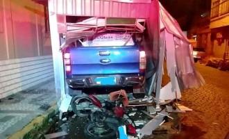 TRÂNSITO : Morte de motociclista em colisão no centro