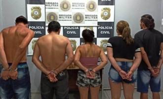 BECO SEM SAÍDA : Operação prende grupo criminoso