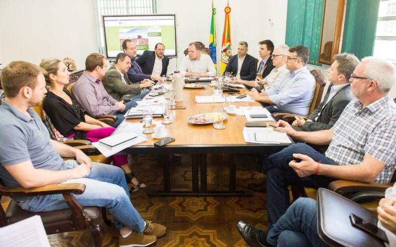 Decisão foi tomada em reunião realizada em Porto Alegre