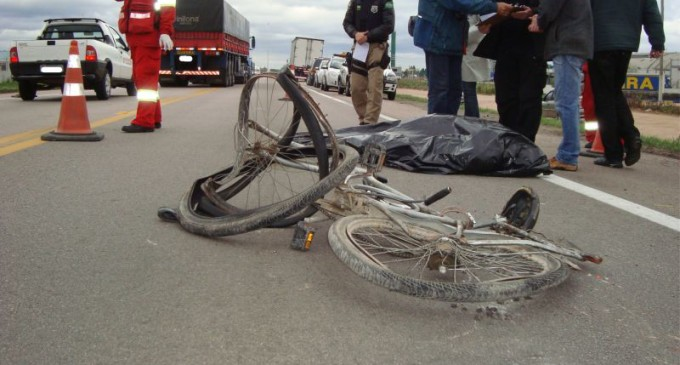 Cresce em 45% número de ciclistas atropelados no Brasil, apontam médicos de tráfego