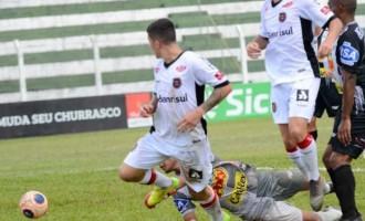 NÃO DEU :  Xavante se despede da Copa São Paulo em Tanabi