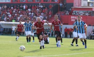 GAUCHÃO : Grêmio impõe mais uma derrota para o Brasil