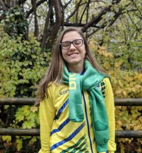 Stefany, novidade do Palmeiras