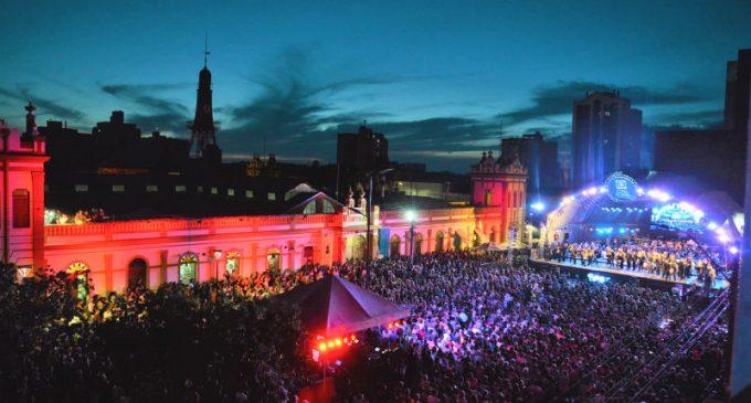 DOCES ACORDES : Mercado Público recebe exposição sobre Festival Internacional Sesc de Música