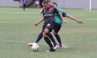 BRASIL x SÃO JOSE : Placar igual em jogo-treino