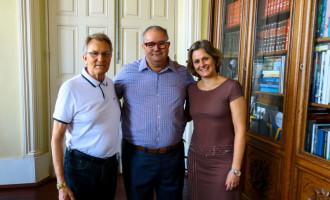 Prefeita anuncia Henrique Pires como novo assessor especial do governo