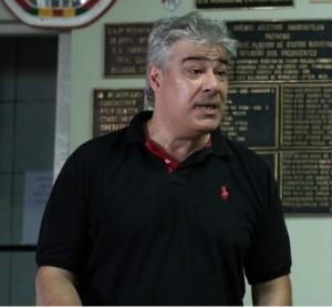 José Felipe, o Chinês, responsável pelo futebol na gestão Foto: Victor Lannes