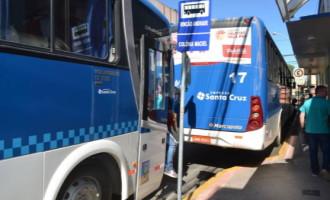 Saiba os horários dos ônibus urbano e rural no final de semana