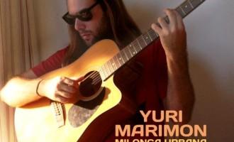 MILONGA URBANA : Folk e blues nos caminhos  sonoros de Yuri Marimon