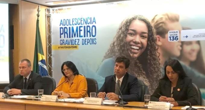SBP se posiciona sobre abstinência sexual e prevenção da gravidez na adolescência