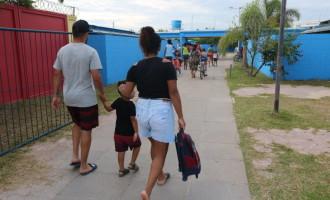 REDE MUNICIPAL : Ano letivo inicia com 30 mil alunos