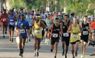 Cerca de 100 atletas participaram da 10ª Copa Laranjal de Atletismo