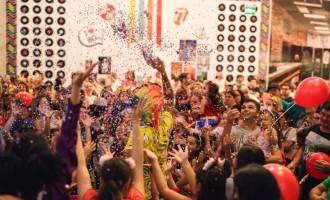 Partage Shopping prepara Bailinho de Carnaval para a criançada
