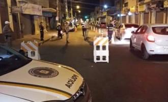 OPERAÇÃO INTEGRADA : Ação aborda quase 500 veículos em Pelotas
