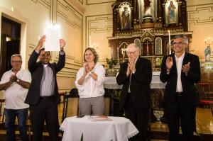 LEI foi assinada pela prefeita Paula Mascarenhas