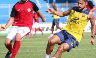 Entre novidades e desfalques, Pelotas empata jogo-treino