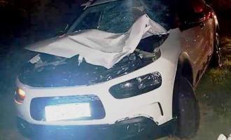 MORTE NO TRÂNSITO: Atropelamento na BR 116