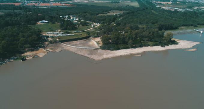 Nível da Barragem segue com situação cada vez mais crítica